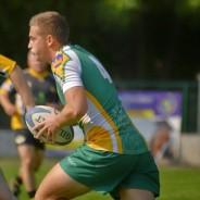 Rugby: Ciechan znowu drugi, tym razem na Śląsku