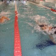 Weekend w Ciechanowie z zawodami pływackimi. Basen będzie nieczynny