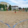 Nowe boisko do gry w plażową piłkę ręczną w Ciechanowie